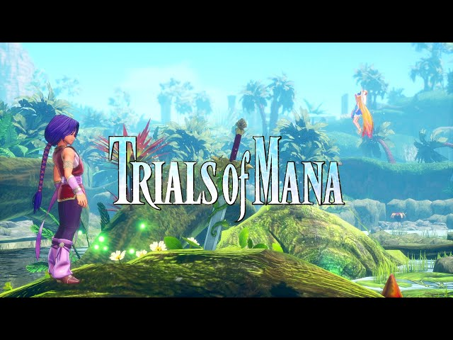 Trials of Mana Gameplay Trailer