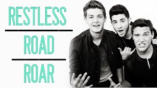 Restless Road || Roar (Cover) Studio Version Lyrics || HD