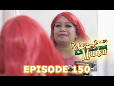 Rambut Baru Mak Edoh - Rohaya Dan Anwar Kecil Kecil Jadi Manten Episode 150 Part 3