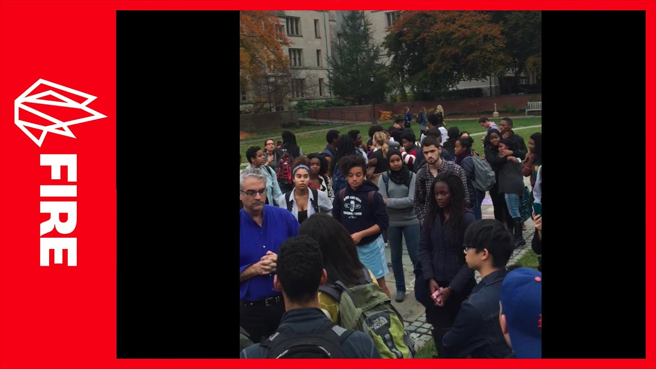 The Halloween Costume Controversy at Yale's Silliman College