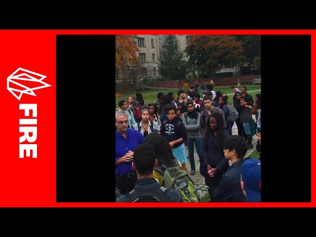 The Halloween Costume Controversy at Yale's Silliman College - The ...