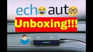 Echo Auto #unboxing #tecnologia #Alexa- #sonvainamia #devueltaalafaena