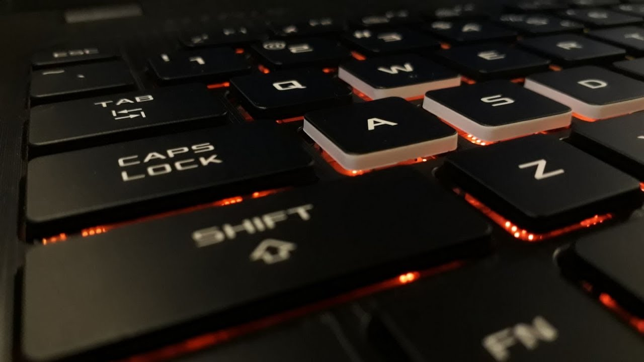 How to give your ROG laptop ( keyboard ) different colors ( ROG Aura Core  download )