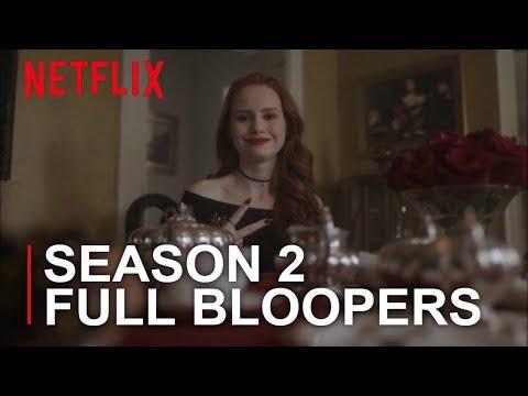 Riverdale   Season 2: FULL BLOOPERS & GAG REEL   [HD]