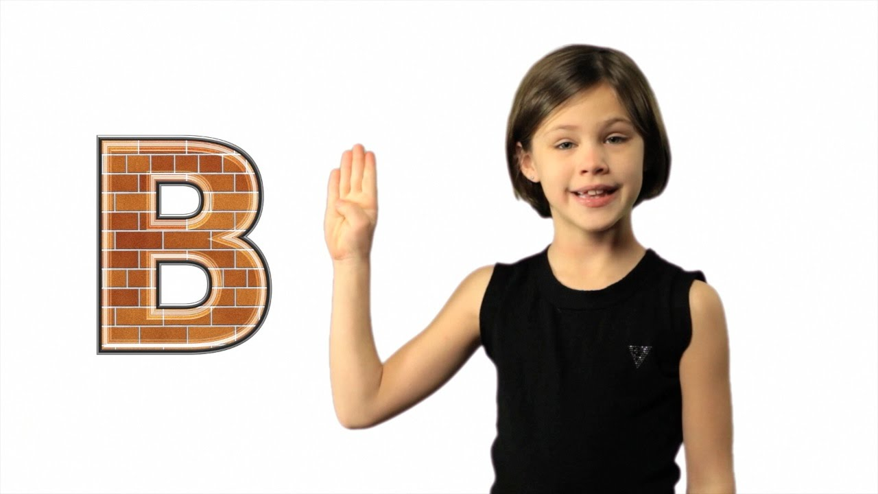 asl abc song learn sign language alphabet youtube