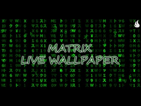 Matrix Live Wallpaper Apps On Google Play