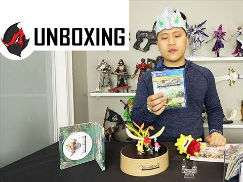 Ni No Kuni 2 Revenant Kingdom Collector's Edition Unboxing + Review