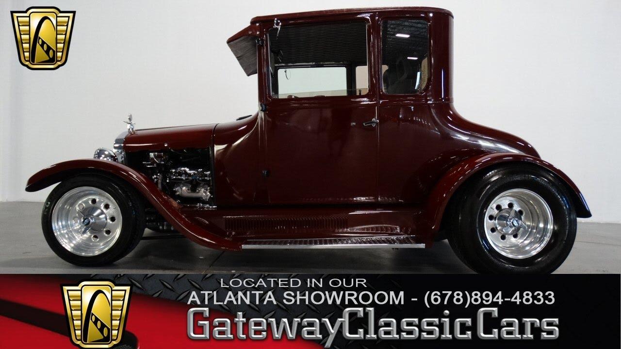 Ford Model T Gateway Classic Cars Of Atlanta Youtube
