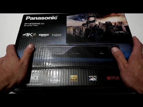 Panasonic 4K Ultra HD Blu Ray Player - My Take