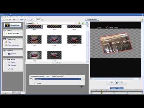 Улучшение качества видео с помощью видео эффектов в программе Pinnacle Studio 14