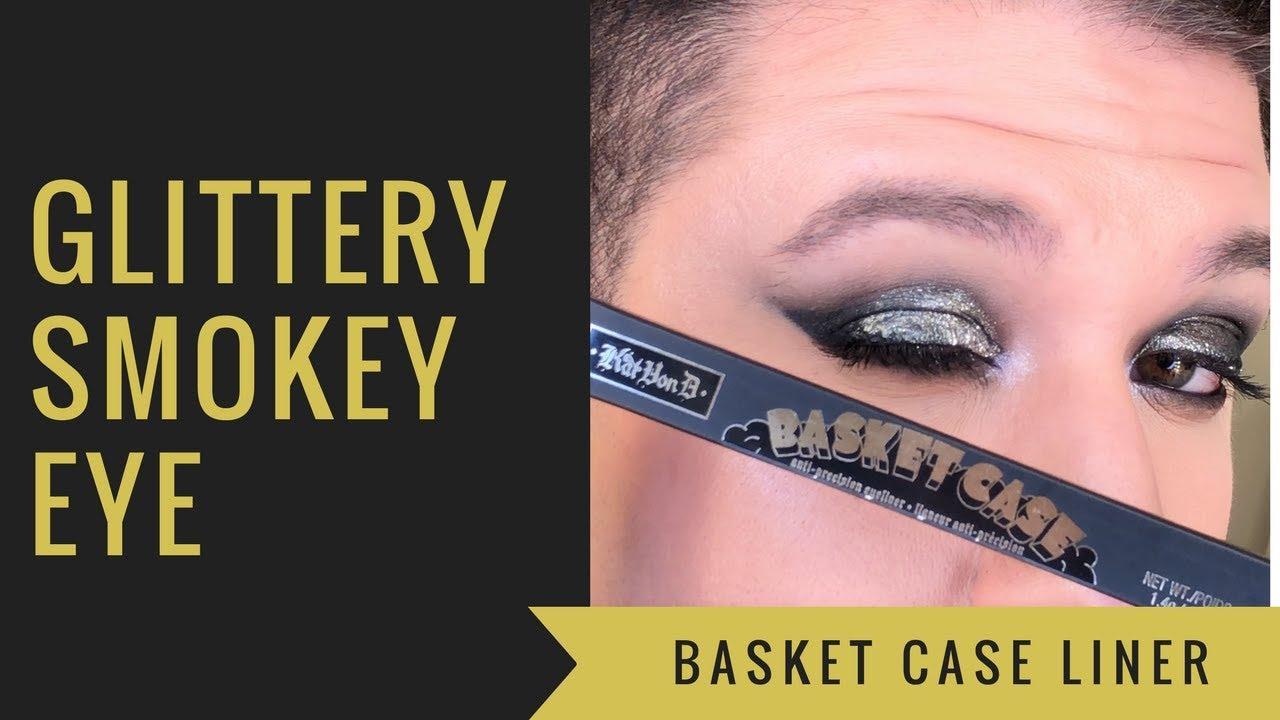 Kat Von D x Green Day Basket Case Anti-Precision Eyeliner by KVD Vegan Beauty #5
