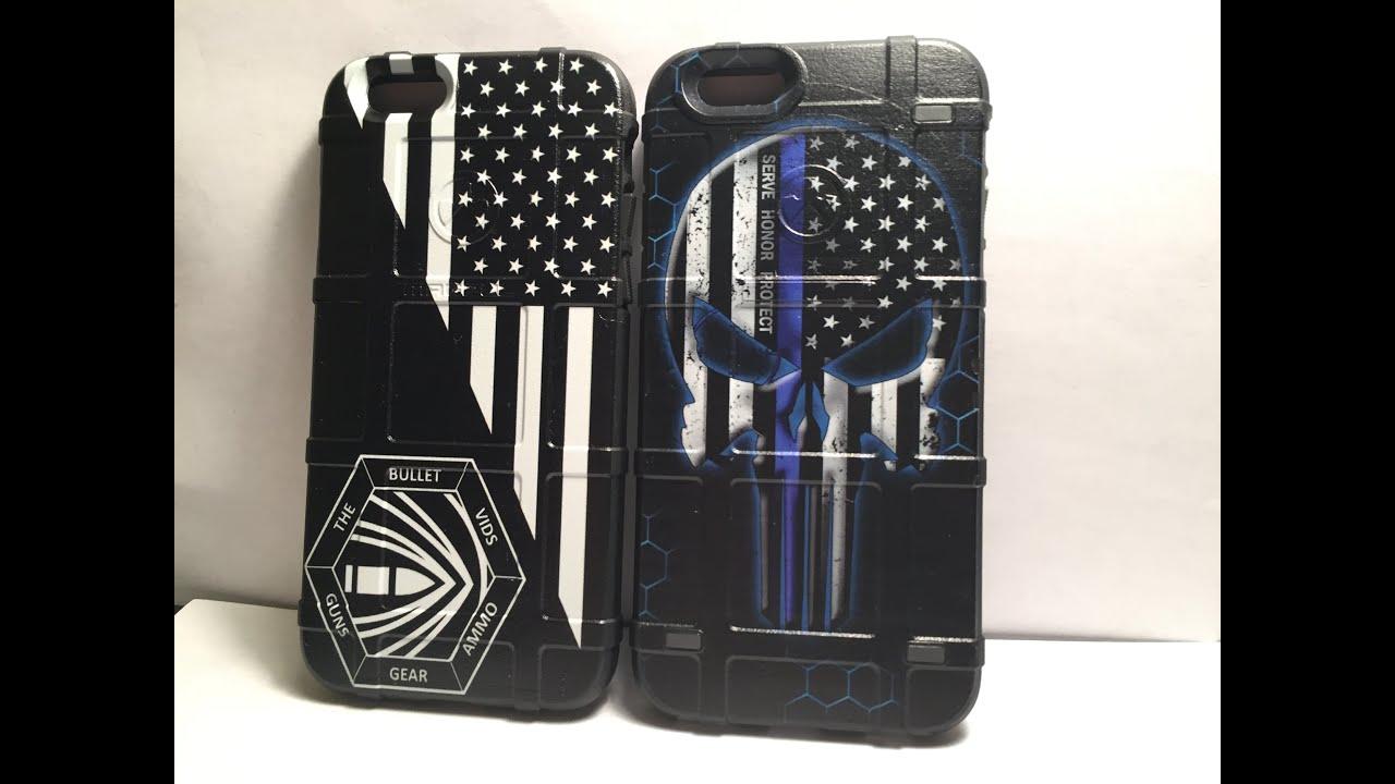 ego tactical custom printed magpul iphone case youtube