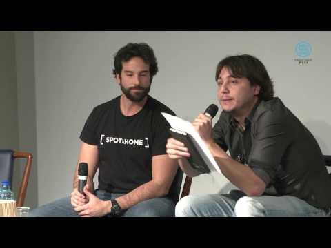 Startup invitada - Alejandro Artacho de Spotahome.
