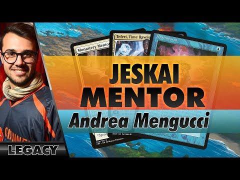 Jeskai Mentor - Legacy   Channel Mengucci