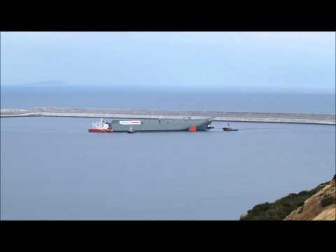 MV Blue Marlin TimeLapse