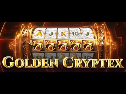 Golden Cryptex - Red Tiger