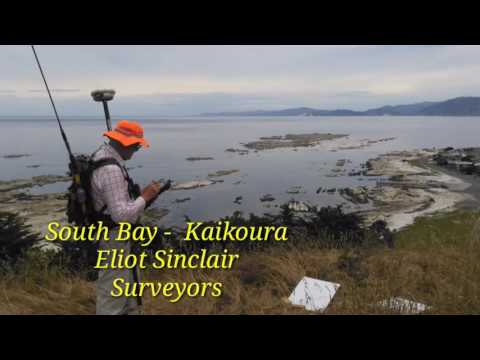 Kaikoura earthquake recovery surveys