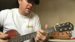 Carrying Your Love With Me | George Strait | Beginner Guitar Lesson