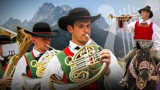 🎺 Musikkapellen aus Südtirol - Tiroler Blasmusik & Marschmusik vom Feinsten