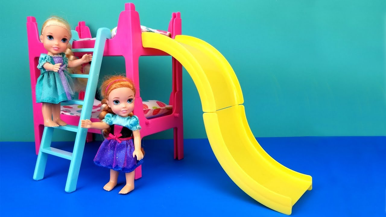 Download NEW House ! Elsa and Anna toddlers are moving - unpacking - Surprises