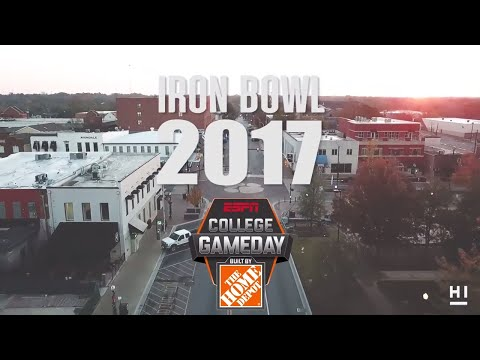 Iron Bowl 2017 | Full Tailgating Experience