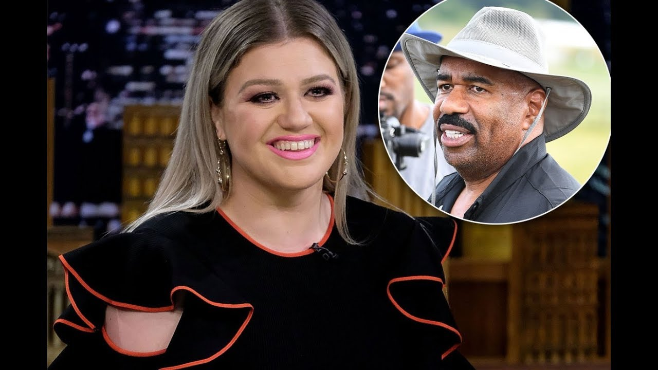 Steve Harvey TALK SHOW CANCELED!! Kelly Clarkson Show Will Replace His! Let's Talk