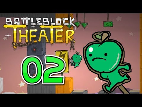Jet Packs and Lasers (Battle Block Theater ep 02)