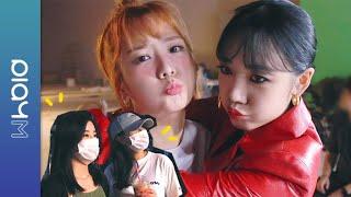 Apink Diary 2020 Ep.12 (알을 깬 남주의 'Bird' 뮤직비디오 촬영 현장 -2-)