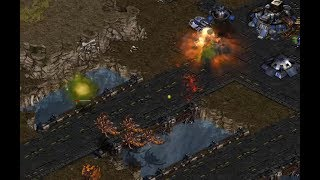 GOSU - Cool (Z) v Rudy (T) on Destination - StarCraft  - Brood War REMASTERED