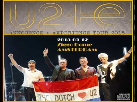 u2 amsterdam holland 12 september 2015 full concert enhanced audio youtube. Black Bedroom Furniture Sets. Home Design Ideas