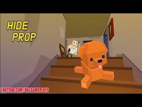 HIDE PROP: Seek Online Hunt Gameplay (Android IOS)