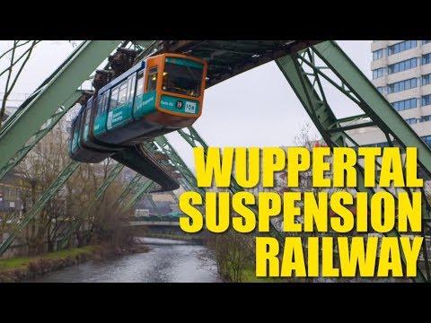Schwebebahn: Why Wuppertal's