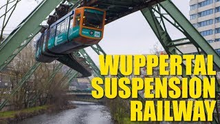 Schwebebahn: Why Wuppertal's Trains Are Much Cooler Than Yours