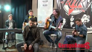 i Controtempo a GarageBandS - Live Stage