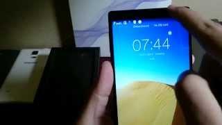 بالعربي فتح صندوق لينوفو فايب زي تو برو Lenovo Vibe Z2 Pro