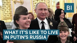 What It's Like To Live In Putin's Russia — According To An Investigative Reporter