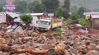 Chimanimani disaster; this occured  on friday 9  pm to 10;30 pm