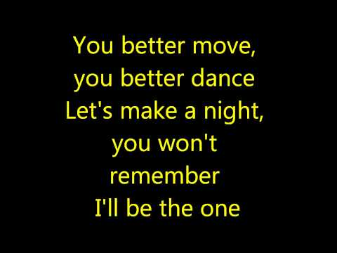 Letra Pitbull ft Kesha- Timber (Lyrics)