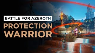 Ignore Pain REMAINS! Block REVERTED! Protection Warrior | WoW: Battle for Azeroth - Beta [2nd Pass]
