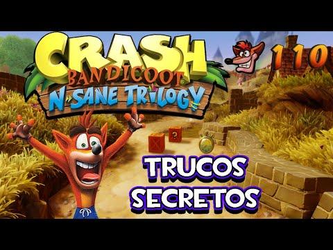 PC Crash Bandicoot N. Sane Trilogy - Trucos Secretos