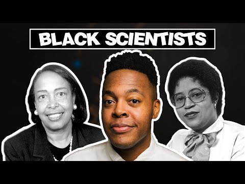 Black Scientists in History (Music Video)