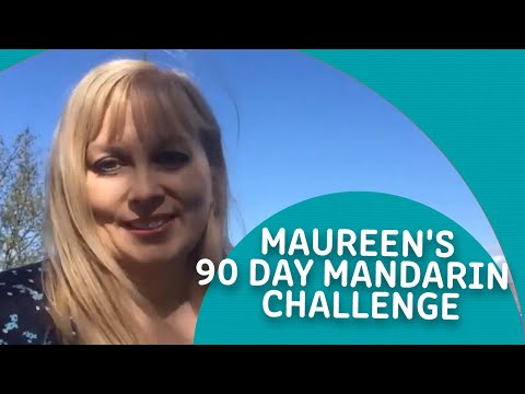 Maureen Millward Learning Mandarin in 90 Days with the Add1Challenge