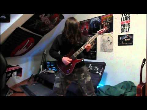 Before The Dawn - Phoenix Rising (Guitar Cover). mp3