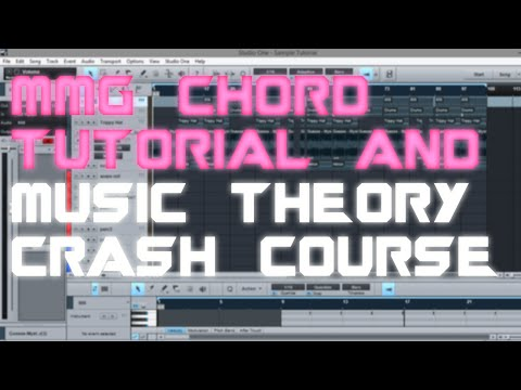 Make a Beat | MAYBACH CHORDS | MUSIC THEORY CRASH COURSE | Presonus Studio One