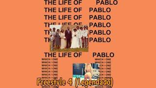 Kanye West - Freestyle 4 (Legendado)