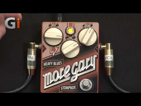 Dr No More Gary Pedal Review - Issue 11 - Guitar Interactive Magazine