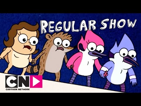 Regular Show | Party Bus | Cartoon Network