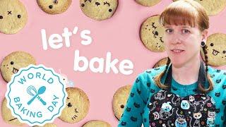 Baking Cheesecake, Muddy Buddies, aฑd More! | World Baking Day 🍰🥨