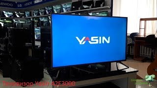 Обзор телевизора Yasin 42E3000 (Android SMART TV, 1080p Full HD)