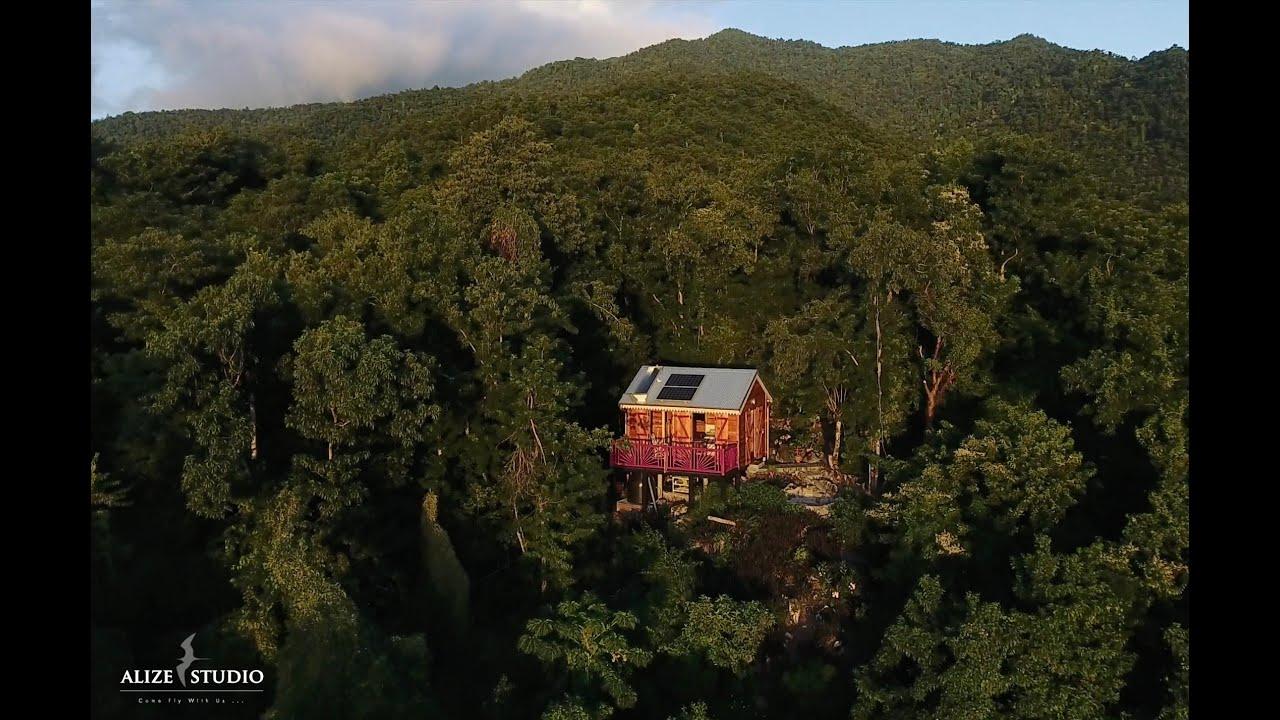 Le Jardin d'Anichi, Eco Lodge et cuisine Créole Guadeloupe